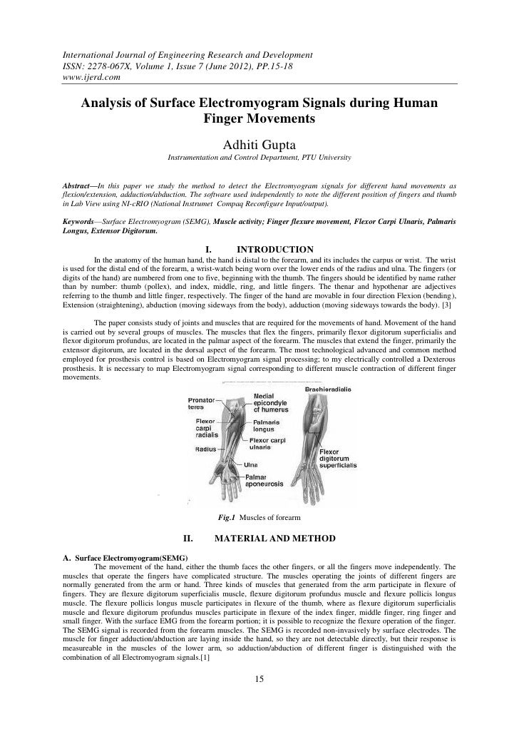 International Journal of Engineering Research and DevelopmentISSN: 2278-067X, Volume 1, Issue 7 (June 2012), PP.15-18www.i...