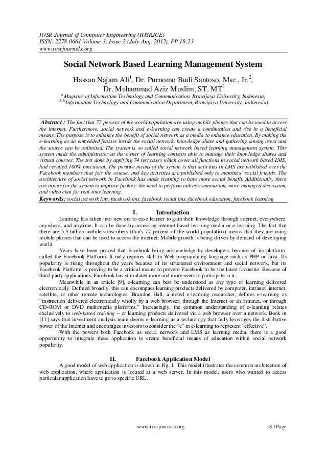 IOSR Journal of Computer Engineering (IOSRJCE) ISSN: 2278-0661 Volume 3, Issue 2 (July-Aug. 2012), PP 18-23 www.iosrjourna...