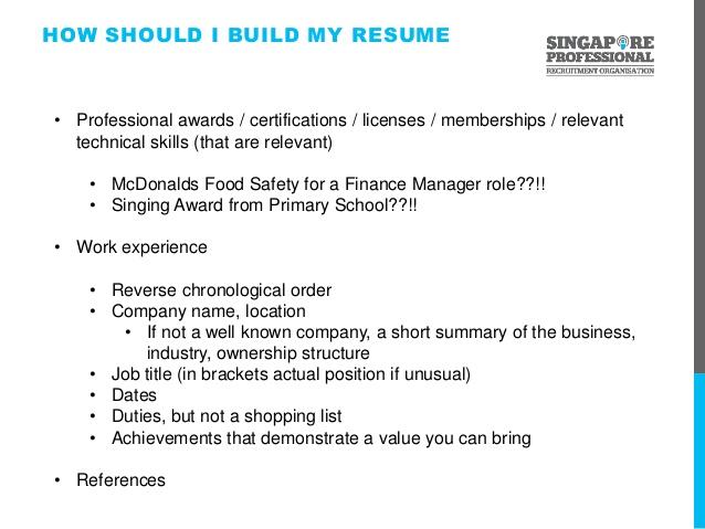 My Resume Builder 27.05.2017