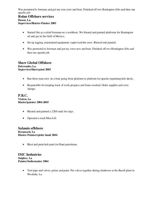 Auto Body professional writing templates