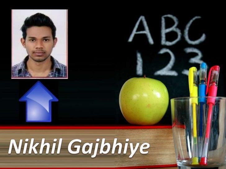 Basic Information:                           NikhilAbout Me:            About Me:               Languages I Know: Age: 22y...