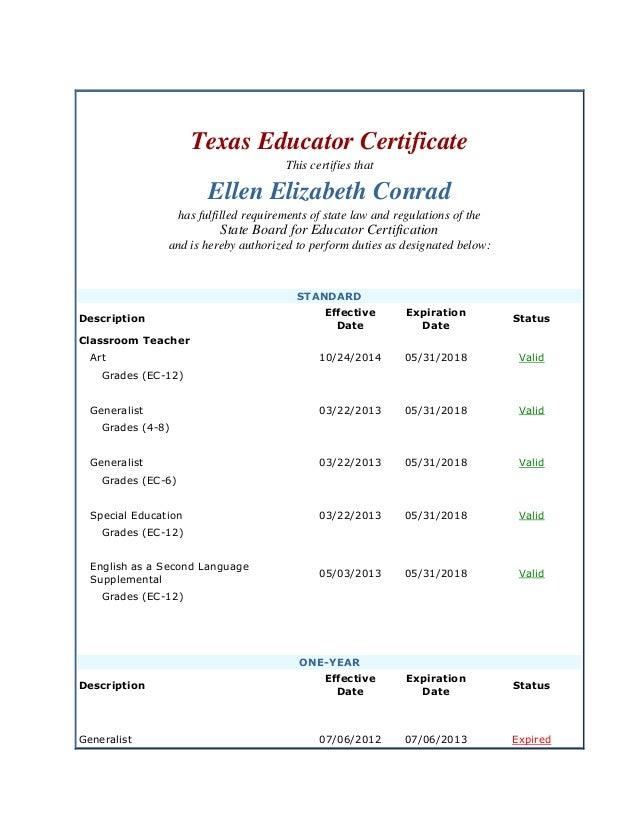 Teacher Certification Applicationcertificate Lookup Main Oukasfo