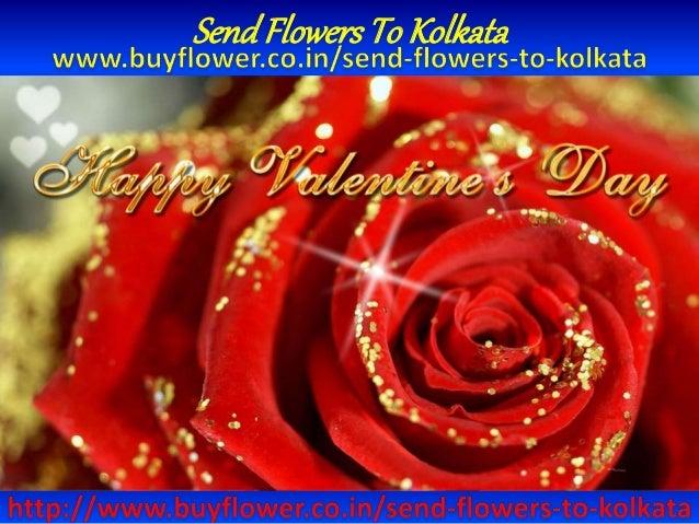SendFlowersTo Kolkata