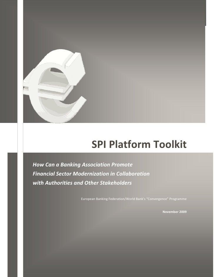 SPI Platform Toolkit
