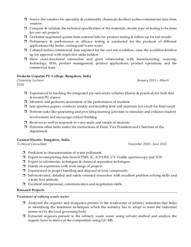 physical training instructor resume 25052017 - Pilates Instructor Resume