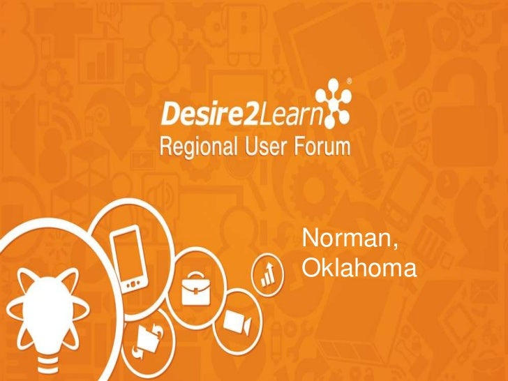 D2L Oklahoma RUF Custom Homepages