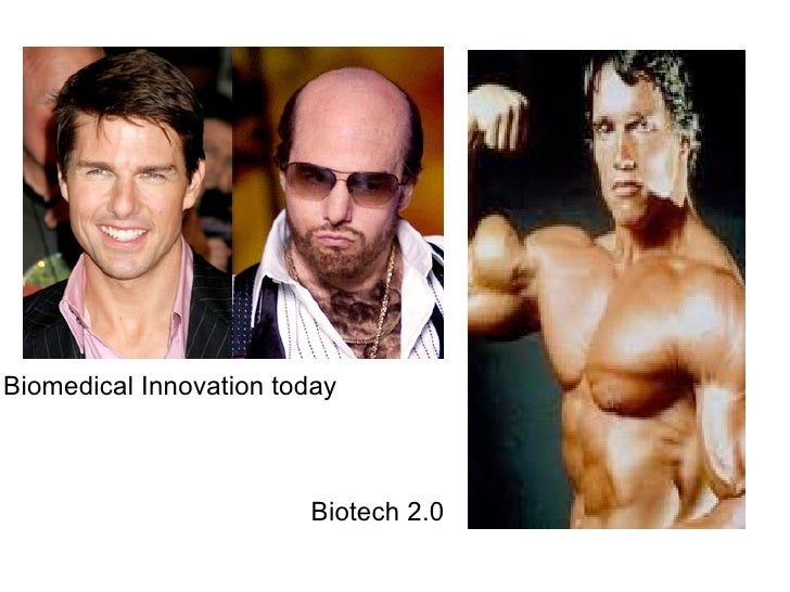 Biomedical Innovation today                            Biotech 2.0