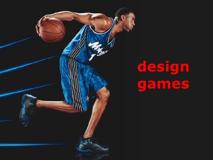 D3 Design Games