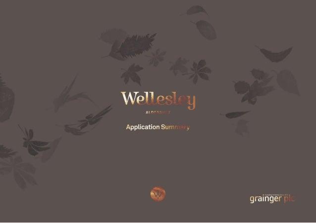 D321 wellesley app summary brochure