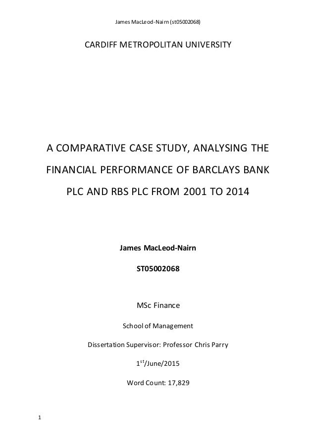 Phd thesis on financial literacy