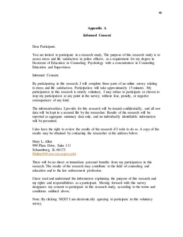 Dear dissertation committee members