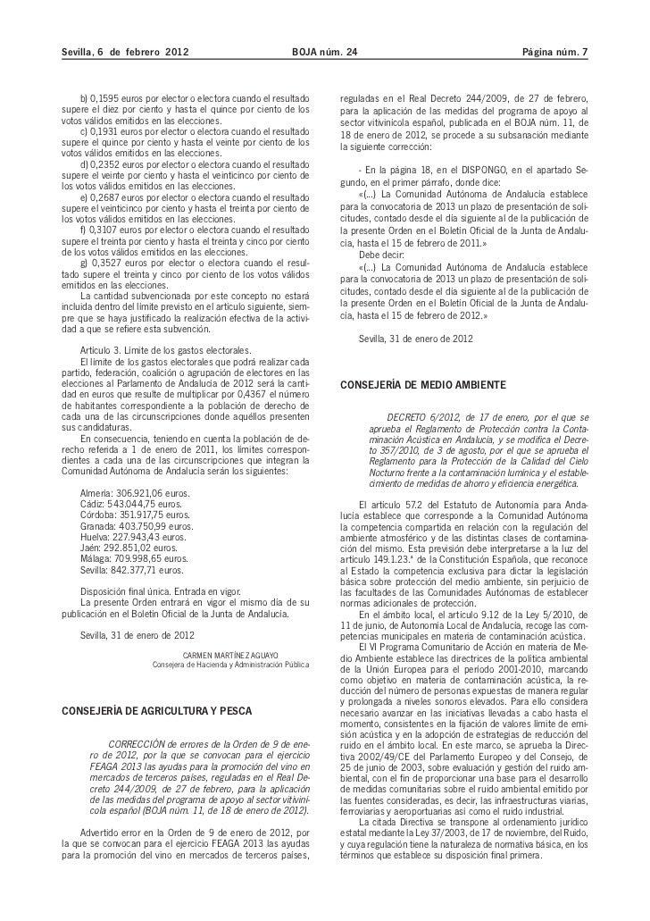 Sevilla, 6 de febrero 2012                                       BOJA núm. 24                                            P...