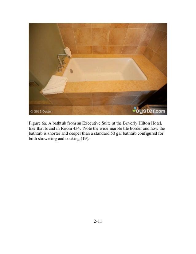 Houston Bathtub Temperature
