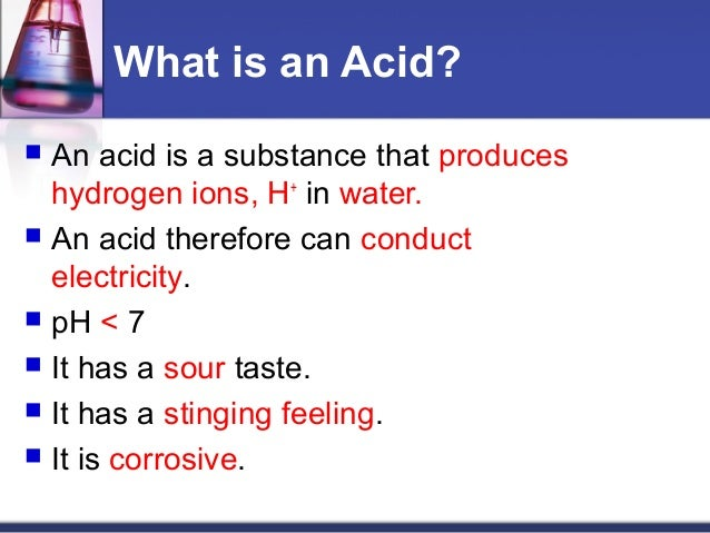 acids and bases worksheets