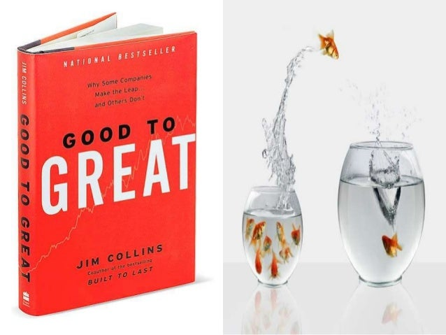 Good to Great by Jim Collins [BOOK SUMMARY & PDF]