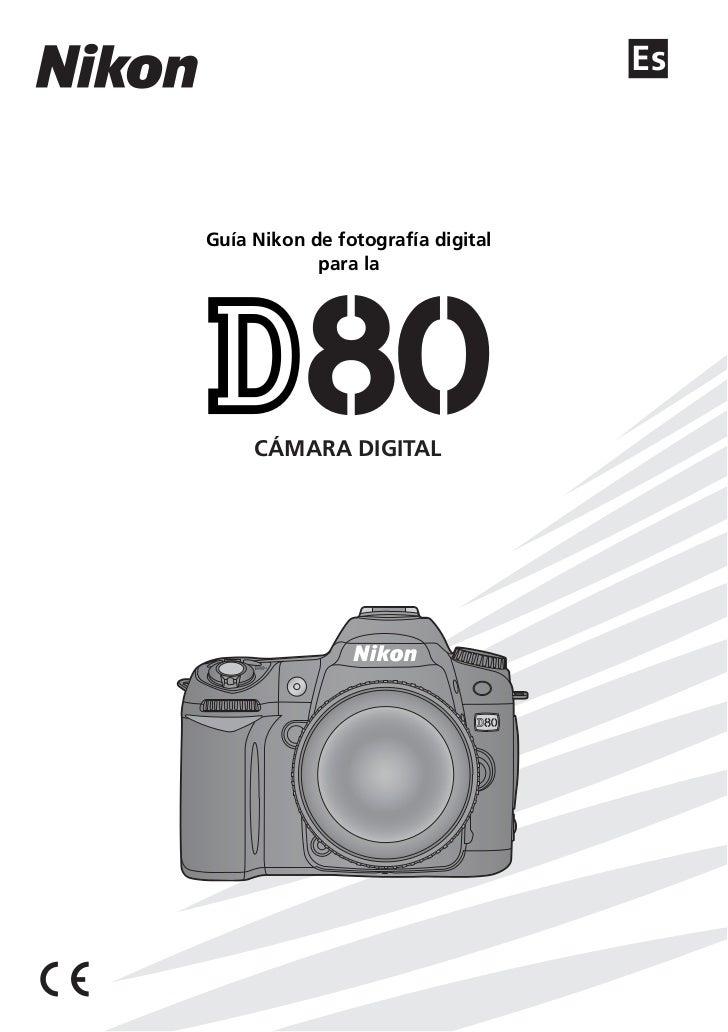 EsGuía Nikon de fotografía digital            para la     CÁMARA DIGITAL