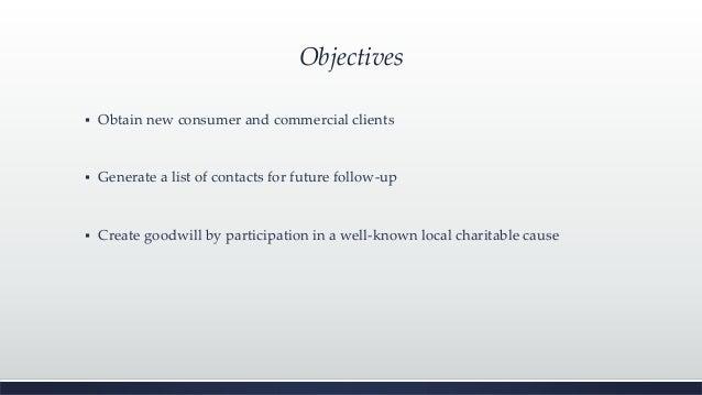 New business marketing plan