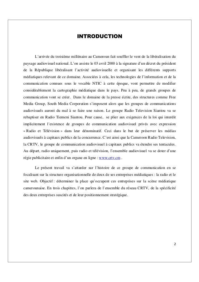 D9 cp2 production_dossier crtv_danedjo fouba_dorothée