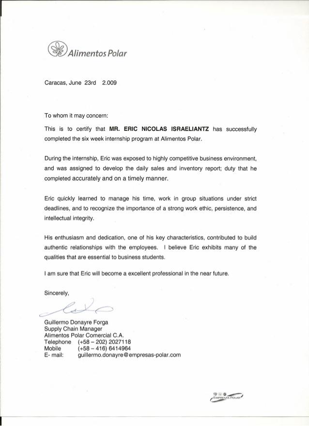 Nanny Reference Letter 24.05.2017