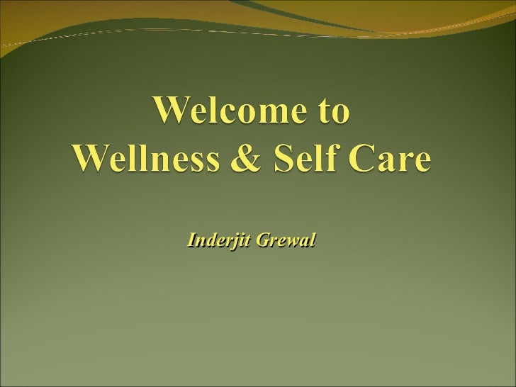 D9 wellness and self care for service providers