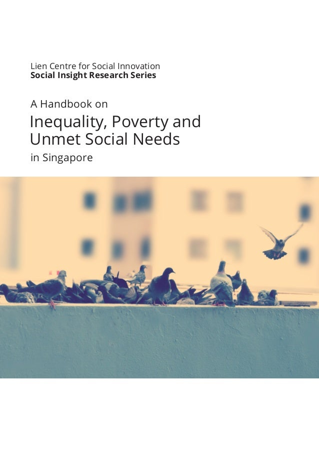 the issues of inequality and poverty in society The linkages between poverty and inequality are highlighted in the 2005 report on the world social development issues ageing civil society cooperatives.