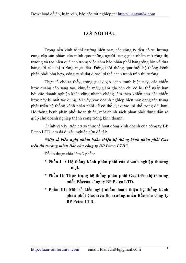 Download đề án, luận văn, báo cáo tốt nghiệp tại http://luanvan84.com                             LỜI NÓI ĐẦU       Trong ...
