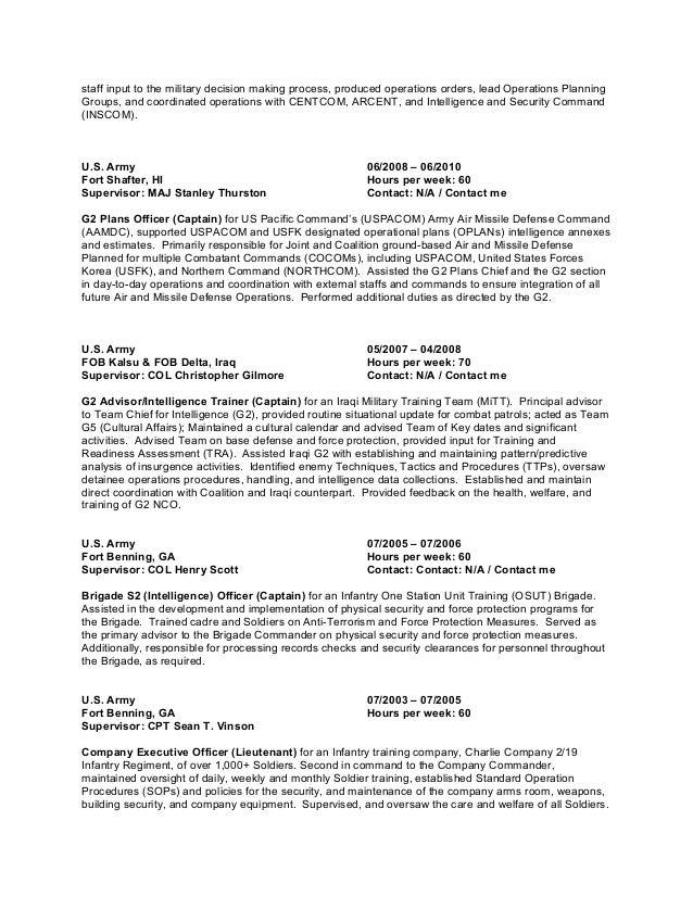 Federal Resume Sample Best Resume Writing Services Military Shopgrat Resume  Example Veteran Military Resume Samples Veteran