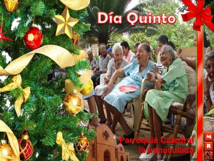Día 5 novena de navidad 2011