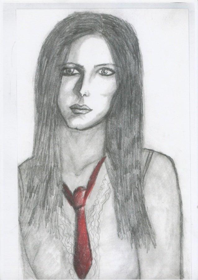 Charcole Pencil Portraits