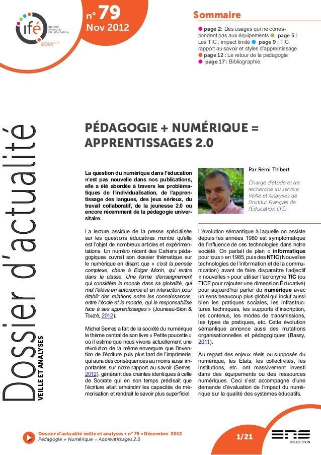 n°    79                                             Sommaire                                       Nov 2012              ...