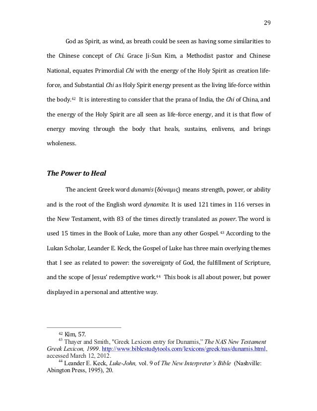 Dissertation on the end for which god created the world