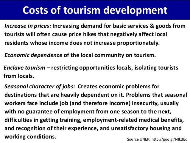 tourism in less developed countries pdf