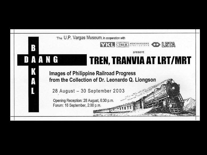 Daang Bakal Tranvia Vargas M 2003