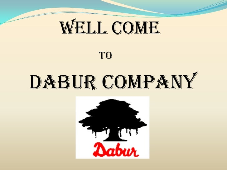 Well Come     ToDabur Company