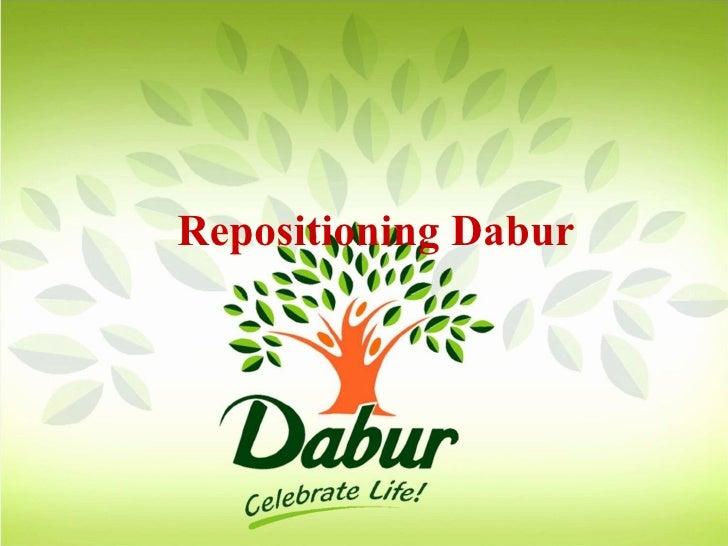 Dabur Repositioning