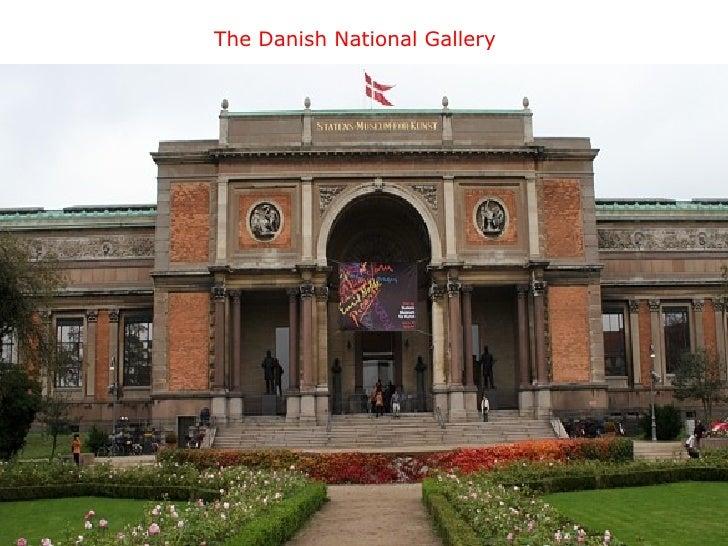 The Danish National Gallery (by Cristina Consolino, Martina Serratore, Daniele Cappello)