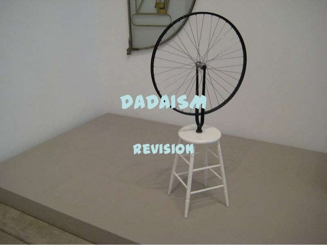 DADAISM Revision