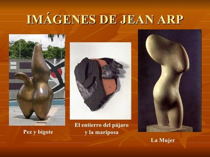 Jean Arp y el dadaismo