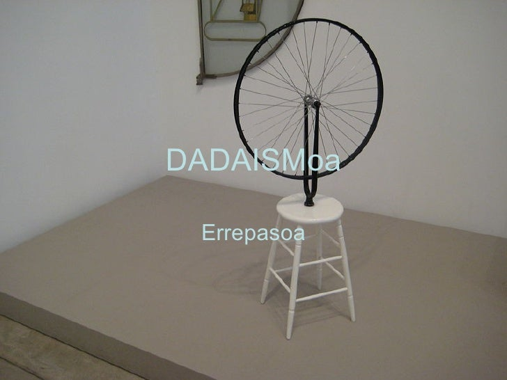 Dadaismoa