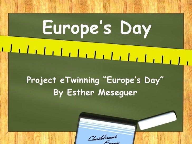 Día de europa cuento un viaje sideral inglés