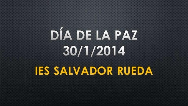 IES SALVADOR RUEDA