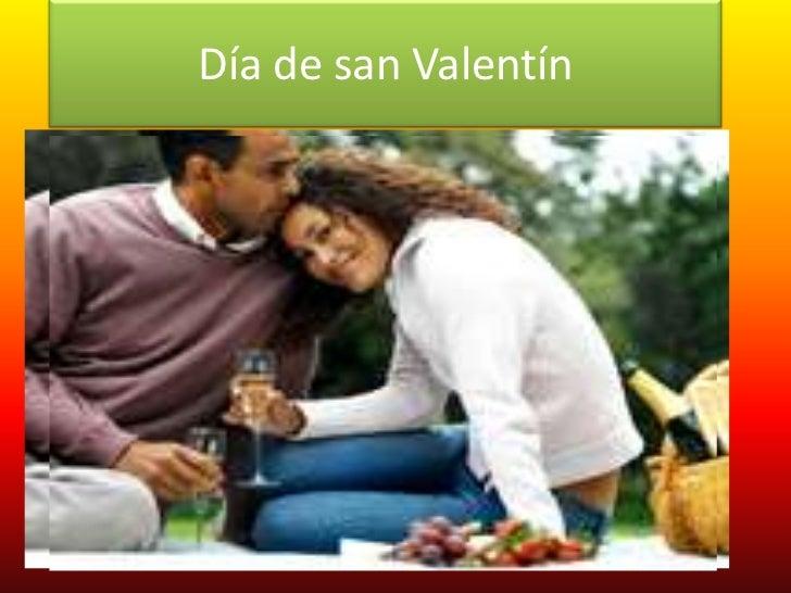 Día de san Valentín<br />