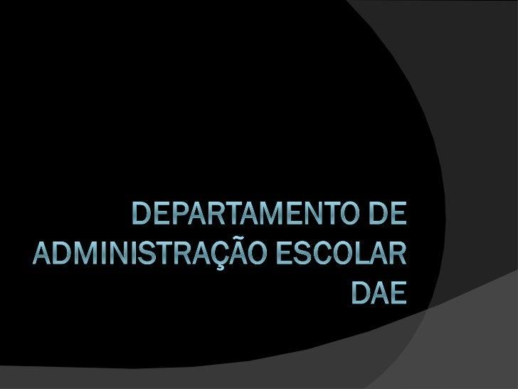 Administração Acadêmica da Vida Escolar de Alunos UFF