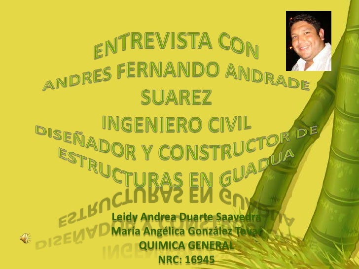 Leidy Andrea Duarte Saavedra María Angélica González Tovar      QUIMICA GENERAL          NRC: 16945