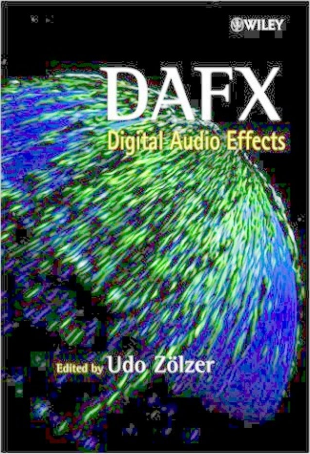 Dafx (digital audio-effects)