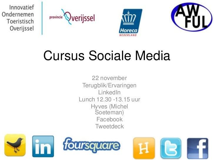 IOTO Cursus Dag 2