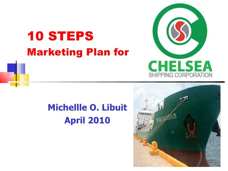 D:\Agsb Subjects\Markma\10 Steps For A Chelseas Marketing Plan