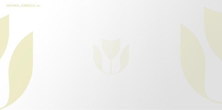 Logomarca e símbolo Dahara - moda feminina