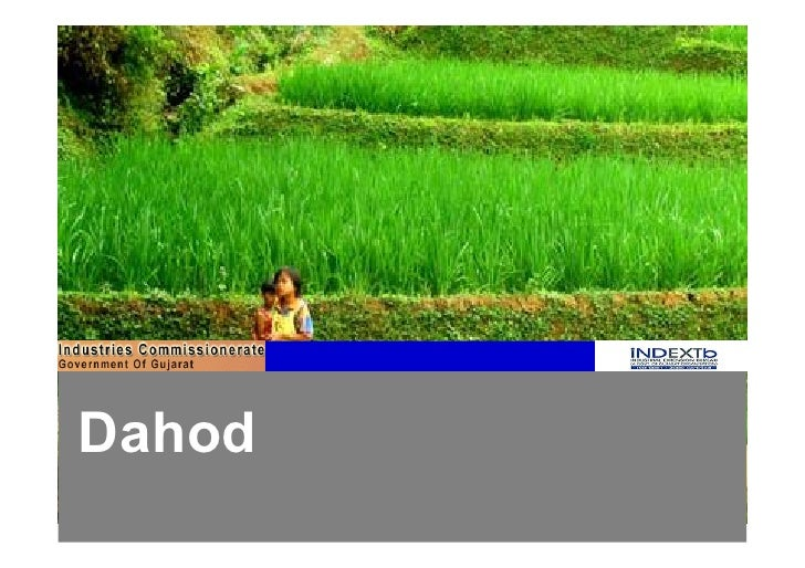 Dahod - District Profile