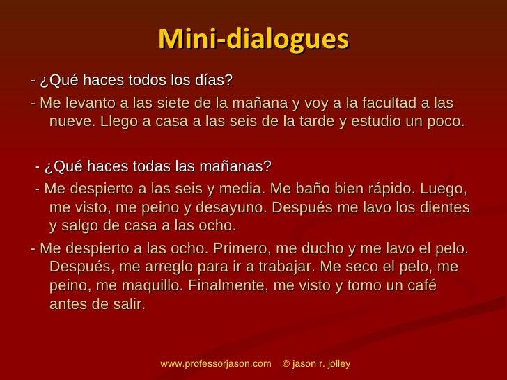 Write my spanish essay examples
